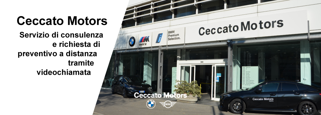 Ceccato Motors consulenza on-line
