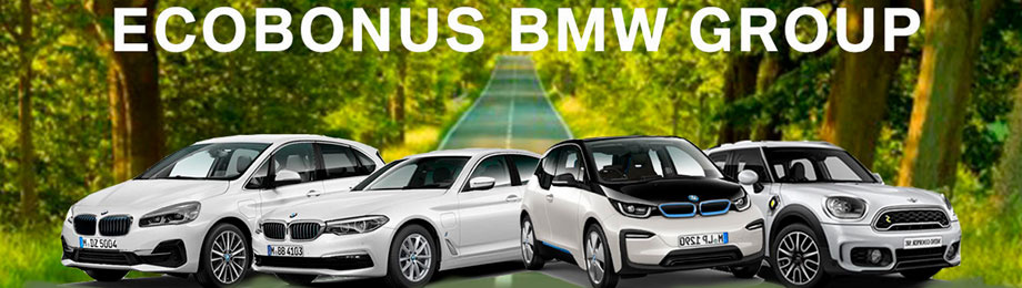 Ecobonus BMW Group